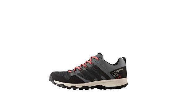 adidas Kanadia 7 Trail GTX - Zapatillas para correr Mujer - gris/negro
